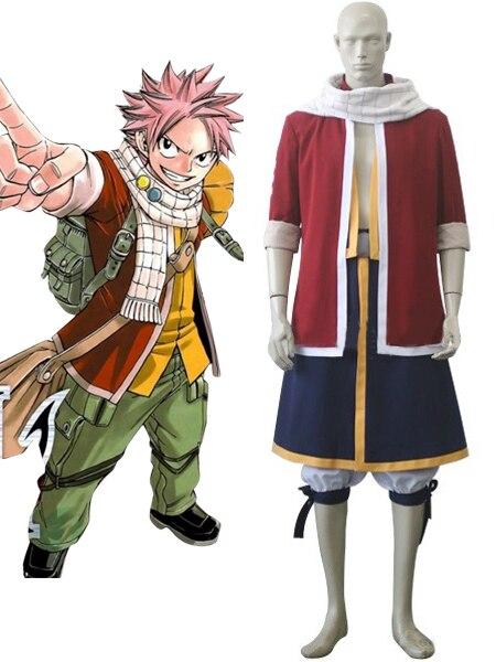 Free Shipping Fairy Tail Dragon Slayers Natsu Dragneel ...