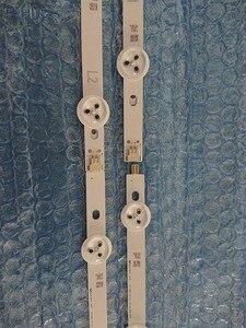 Image 2 - (新オリジナルキット) 10 個 LED バックライトストリップ LG 42LA620S 42LN570S 6916L 1214A 6916L 1215A 6916L 1216A 6916L 1217A 1338A 1339A