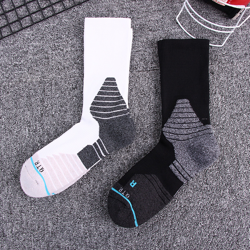 2019 Super Elite Brand Professional Socks Thermal Winter Thick Compression Ski Tubing Outdoor Sports Thermosocks Fitness Male