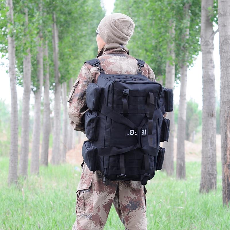 A8 Camouflage Étanche Randonnée c Sac 3d d b g Nylon f e Voyage Armée En École Hommes Grande A Militaire Dos À Capacité OxZUwqqv