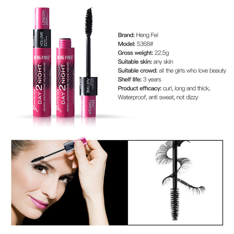 5a8d2e630dba5 Curling Mascara Thick Lengthening Mascara Cosmetic Maquillaje Profesional  Makeup Make up Maquiagem Profissional Completa Makup -in Mascara from  Beauty ...