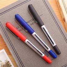 Ручка шариковая deli s656 с жидкими чернилами 05 мм Ручки гелевые