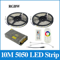 10M 5050 RGBW RGBWW LED Strip Light IP65 Waterproof No Waterproof 60Leds M Flexible Light 2