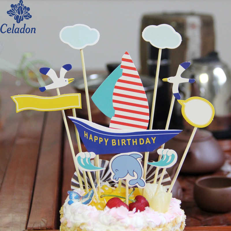 Incredible Super Cute New Fashion Birthday Cake Insert Card For Cake Special Funny Birthday Cards Online Alyptdamsfinfo