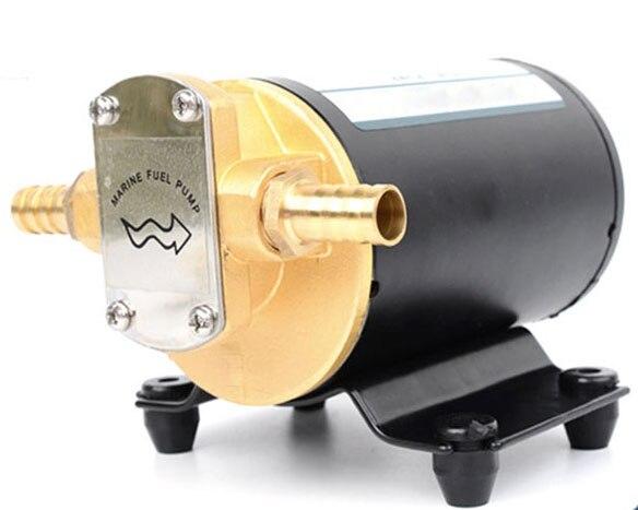 12V DC Gear Oil Pump /Diesel/Fuel/Scavenge/Oil Transfer/Marine Use цена и фото