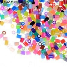 JIMMY BEAR 6000 buc / Set DIY 5mm Culori mixte HAMA / PERLER Margele pentru GREAT Kids Fun