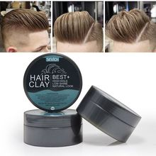 SEVICH Styling Products Matte Wax Hair Mud Free Shipping China Post Pomade Wax Skeleton Cream Professional Hair Strong Style