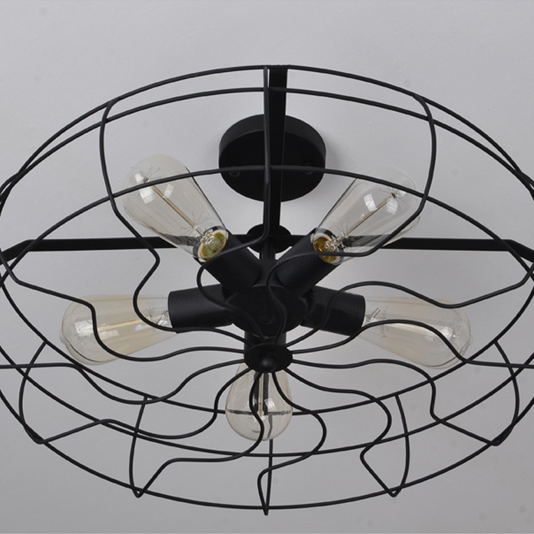 creative-industrial-vintage-retro-ceiling-fan-style-led-ceiling-light -e27-5-socket-110-240v-parlour