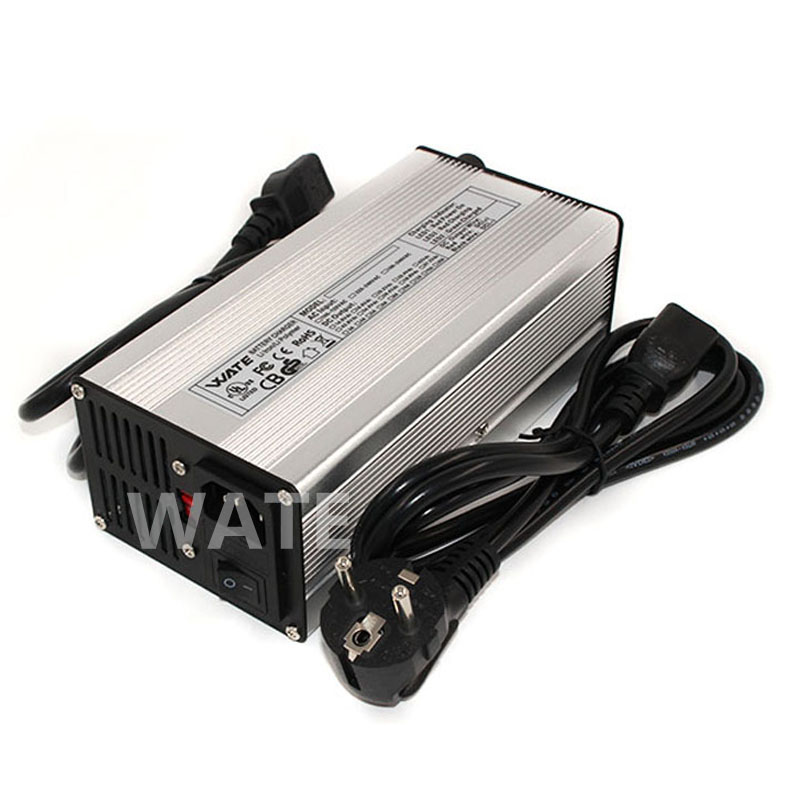 Global Certification 58.8V5A Charger 51.8V Li-ion Battery Smart Charger Used for 14S 51.8V Li-ion Battery Output Power 360W Зарядное устройство