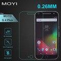 0.26 ММ 2.5d HD Для Motorola MOTO G4 Plus Закаленное Стекло-Экран протектор защитная пленка фронт с чистые комплекты