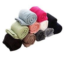 Spring Autumn Cotton Leg Warm Girls Stockings 2-10T