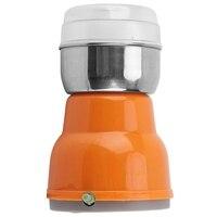 Sıcak satış elektrikli paslanmaz çelik kahve çekirdeği değirmeni ev öğütme freze makinesi kahve aksesuarları-ab tak
