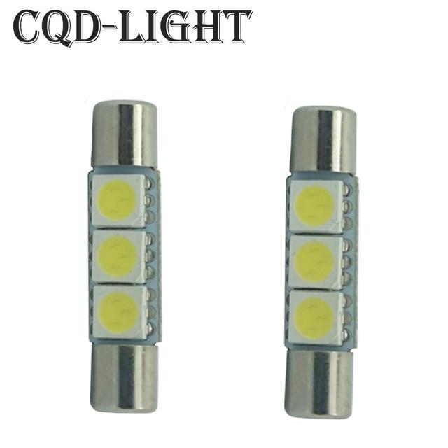 CQD Licht 2 STÜCKE 29mm 5050 3smd Innengirlande Led Lampen Durable  Niedrigen Stromverbrauch Visier