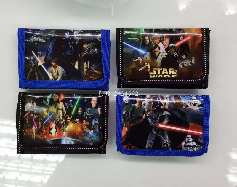 12Pcs Star Wars Darth Vader & Storm Trooper Yoda Coin Purse Kids Cartoon Wallet Bag Pouch Children Purse Small Wallet Party Gift цена 2017