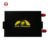Vehicle GPS Tracker TK105A Tracking Device Double Sim Card Door Open Alarm LBS Locating Vehicle State Checking SOS Function