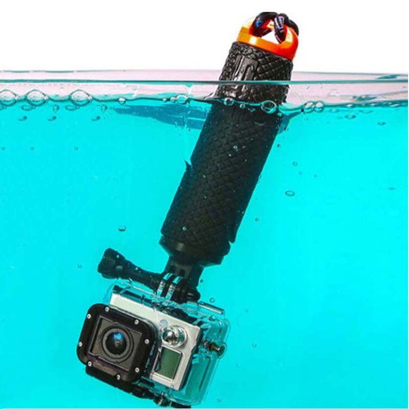 Floating Hand Grip Sport Action Camera Accessoire Float Stick Compatibel Gopro B2cshop Reputatie Eerst