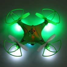 Free Shippping LS-115 2.4G 4CH 6-Axis Gyro RTF with LED RC Quadcopter Drone with 30W Camera helicopter VS SYMA X11C U207 jxd385