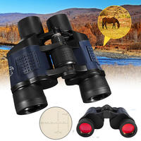 60X60 Optical Telescope Night Vision Binoculars High Clarity 3000M binocular Spotting scope outdoor Hunting sports eyepiece