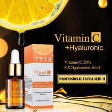 100% Pure Vitamin C Serum Liquid Freckle Removal Acne Scars Hyaluronic Acid Anti