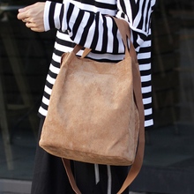 Corduroy Bucket Handbag for Women Fabric Casual Big Capcity Top handle Bag for Women Fashion Leisure Crossbody Bag Hipster Purse