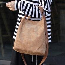 コーデュロイバケットハンドバッグ女性のための生地のカジュアルなビッグcapcityトップハンドルバッグ女性のファッションレジャークロスボディバッグヒップスター財布