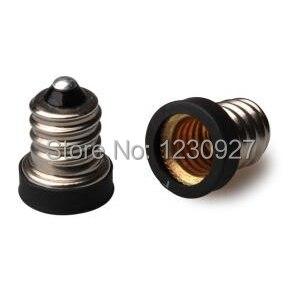 E12 для <font><b>E10</b></font> преобразования адаптер держателя лампы Светодиодное освещение Интимные аксессуары