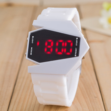 For Men Women lover High Quality Brand New Fashion Casual Silicone soild color Watches Unisex simple sport Quartz WristWatches