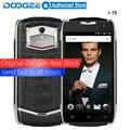DOOGEE T5 мобильные телефоны IP67 Водонепроницаемый 5.0 Дюймов HD 3 ГБ RAM + 32 ГБ ROM Android 6.0 Dual SIM MTK6753 Octa Core 13.0MP 4500 мАч WCDMA
