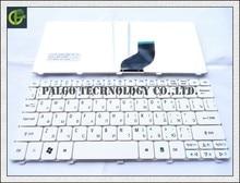Ruso del teclado para acer aspire one happy2 feliz rav70 blanco ru teclado del ordenador portátil
