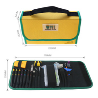 BST 116 Mobile Phone Repair Tools Kit Spudger Pry Opening Tool Screwdriver Set for iPhone iPad Samsung Cell Phone Hand Tools Set