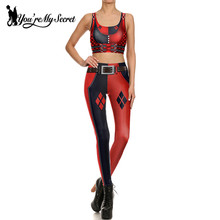 Frauen Leggins 3d Leggings