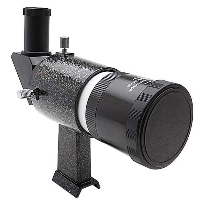 GSO 8x50mm Right Angle Correct Image Finder with Bracket