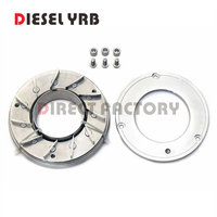 Anel do bocal Turbo anel do bocal 53049880045 53049700045 turbina K04V 53049880055 5304970044 para Audi A6 3.0 TDI (C6) 233 HP