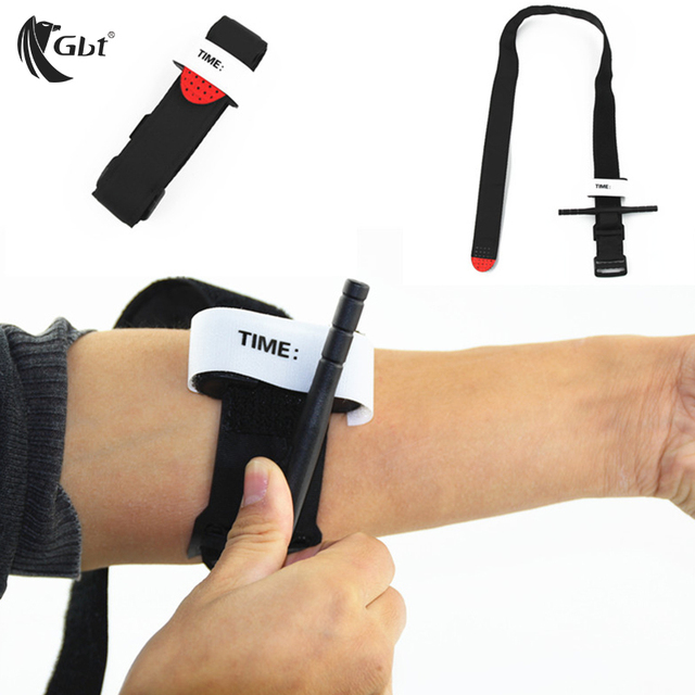 Outdoor survival tourniquet fast hemostasis Medical emergency tactical military