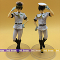 18-18.5cm PVC Japanese anime figure free!Iwatobi Swim Club doll Nanase Haruka/Tachibana Makoto action figure Model toy