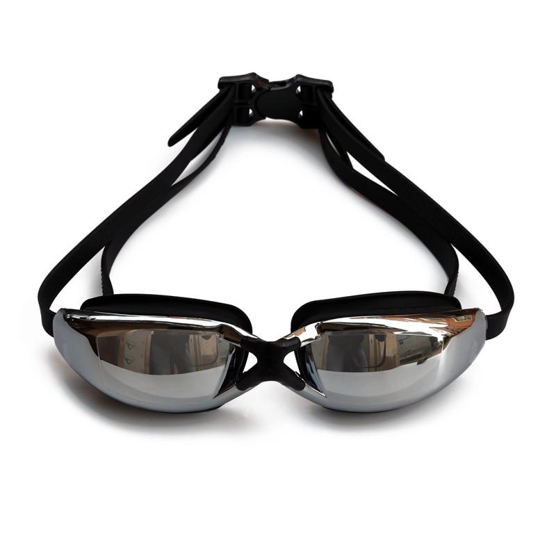 2018 Adulto Hd Colorful Placcatura Piatto Nuoto Occhiali Anti-nebbia Impermeabile Occhiali Professionali Placca Swim Occhiali Un Arricchimento E Nutriente Per Il Fegato E Il Rene
