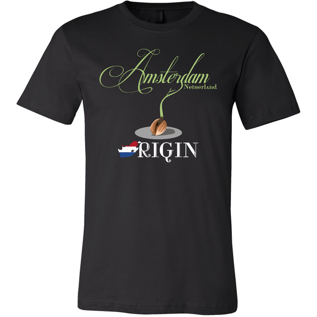 96ab4fb30 Amsterdam Netherlands Map Origin Local Urban Home Flag Shirt Free ...