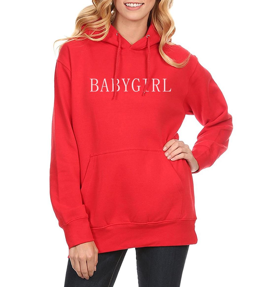 2019 New Fashion Autumn Winter Fleece Sweatshirt Letter Print Funny Hoody For Women Sportsuit Harajuku Fitness Hoodie Pullovers