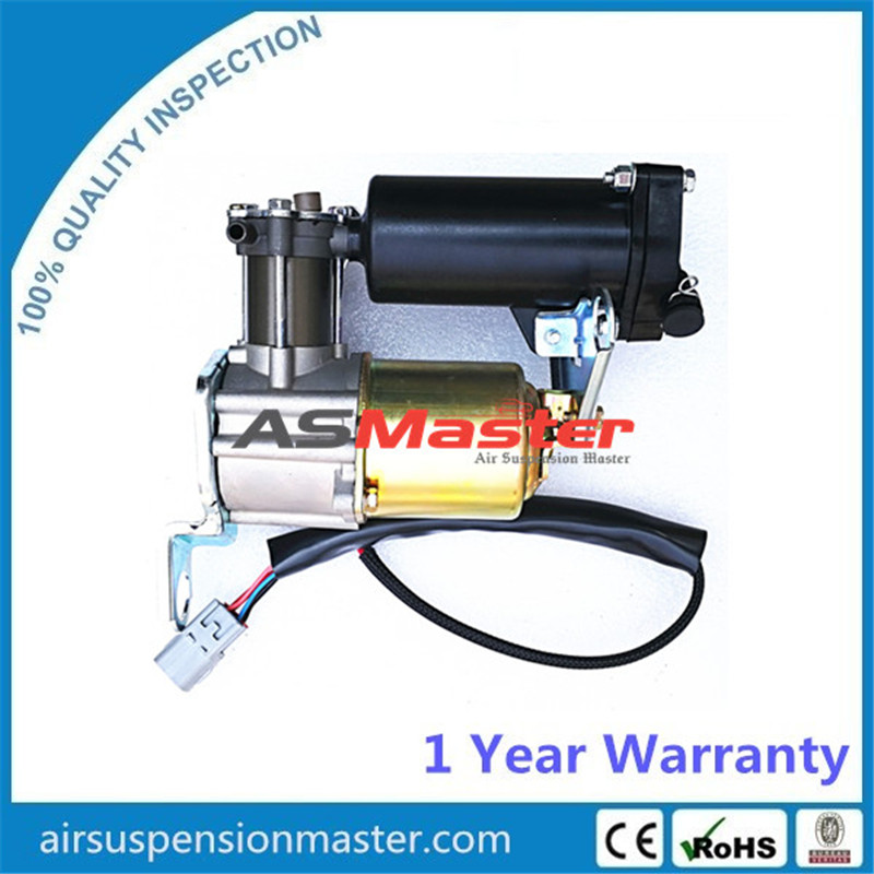 Good air compressor with Height Control Dryer for Toyota Land Cruiser 150 2010-2016 oe#48910-60040,48910-60041,48910-60042 image