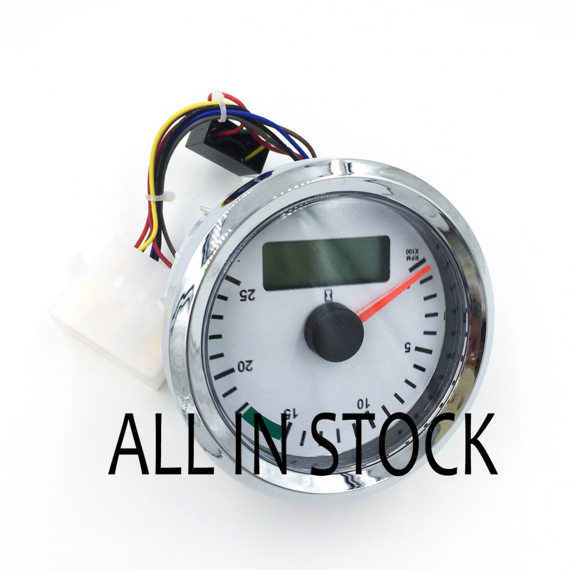704/D7231 704/50097 Tachometer Gauge for JCB Backhoe Loader JCB 3CX JCB 4CX плита iplate yz c11