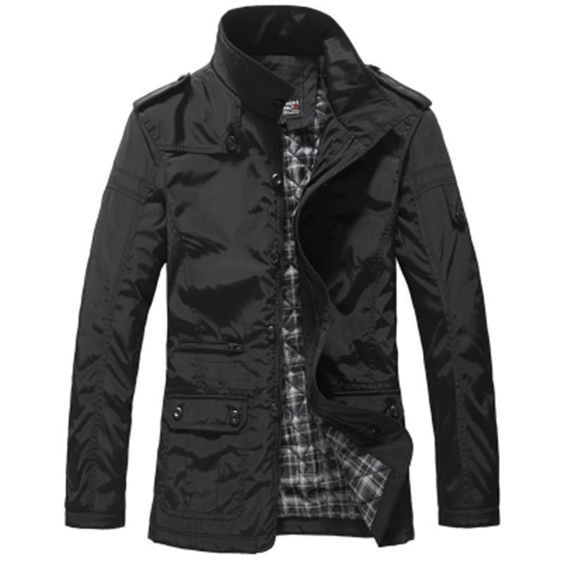 FAVOCENT brand men jacket men s coat fashion clothes hot sale autumn overcoat outwear spring winter