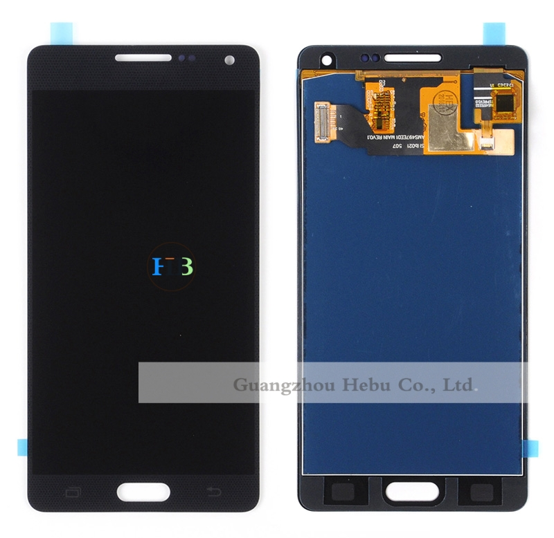 ФОТО Brand New A5 Lcd Screen With Touch Screen Digitizer For Samsung Galaxy A5 A500 A500F A500FU A500M A500Y A500FQ Lcd Display