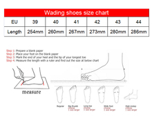 Men's Rock Fishing Hunting Wading Shoes Breathable Waterproof Boot Outdoor  Anti-slip Felt Spike Sole Wading Boots