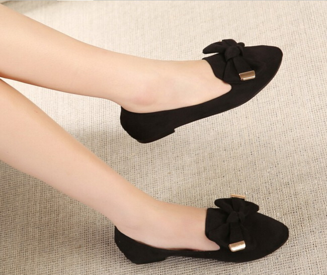 Hot sale 2016 New Fashion Spring Women Flats black Shoes Ladies pointed Toe Slip-On Flat Women's Shoes size 33-43 2017 new fashion spring summer boat shoes women candy color flats pointed toe slip on flat fashion casual plus size pu shoes
