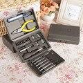 24PCS/set home toolkit tool combination suit boxed handtool hardware tools set household multifunctional kit Car kit