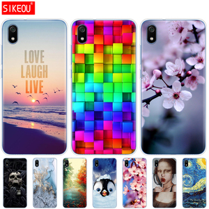 Image 3 - silicone case for xiaomi redmi 7a cases full protection soft tpu back cover on redmi 7 a bumper hongmi 7a phone shell bag coque