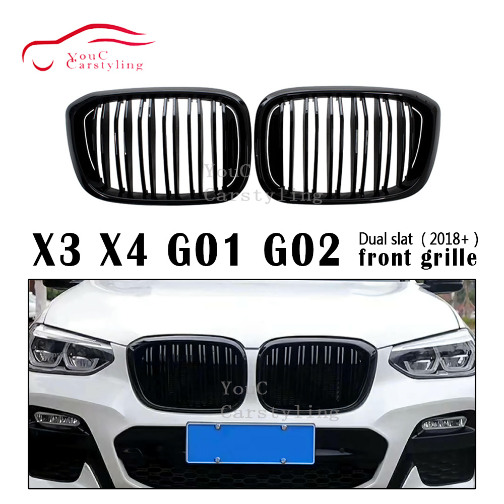 Cheap and beautiful product bmw x3 g01 grill in BNS Store