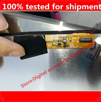 "HZ New 10.1"" Touch Screen LCD display For Tablet SQ101FPCL331R1-02 31pin LCD  Screen Digiziter Replacement Part"