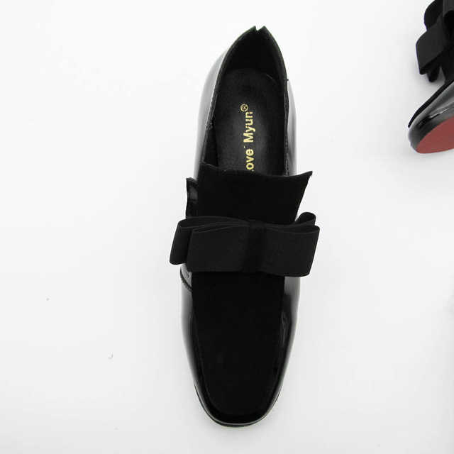 4cb112b243e Online Shop New 100% Red Bottom sole high heels pumps square toe genuine  leather shoes women ladies black Sexy chaussure femme17620453