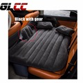Universal car seat covers bed mattress Inflatable Travel Party Car Bed for back seat Bed Cushion DHL TNT Fast shipping 6colour